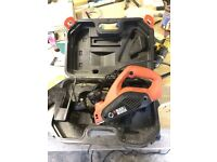 Black & Decker electrical planer