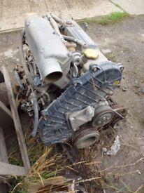 Vauxhall corsa; Engine