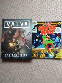 Graphic Novel Books