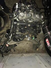 Suzuki GSXR 1000 K7 K8 Complete running engine
