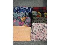 Ladies scarf bundle