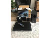 Panasonic Blu-Ray player and Home Cinema System