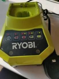 18v battery charger Ryobi