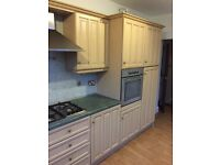 kitchen for sale. second hand- All Appliances and Units included-175 GBP