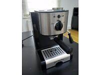 Jack Stonehouse 15 Bar Espresso and Cappuccino Coffee Maker Machine - £30