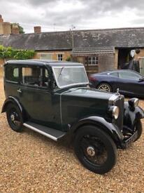 Morris minor classic vintage car 1st generation not Austin 7 classic car PRICE REDUCED.....