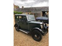 Morris minor classic vintage car 1st generation not Austin 7 classic car PRICE REDUCED