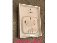 Original Apple EarPods with 3.5mm Headphone Plug - Brand New - Sealed Box - £20