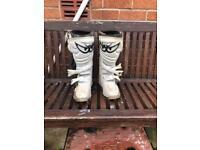 Berik motocross boots