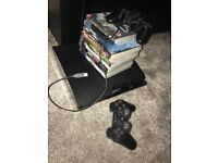 Great condition PS3 320GB Games Bundle, 9 Games , Call Of Duty Ghosts Steel Case , 4 COD GamesB