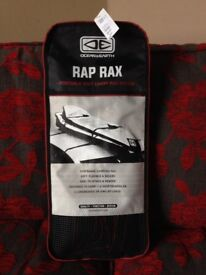 Ocean & Earth Travel Single Softrack (Rap Rax) - fits up to 4 surfboards