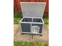 URGENT TO GO , small dog kennel brand new