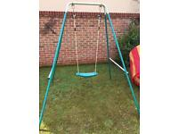 TP Kingfisher Childs Play Swing - 2 Heights