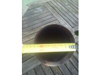 Adjustable angled flue elbow pipe