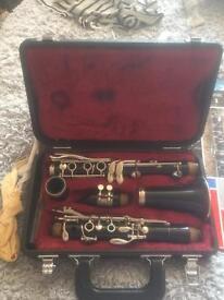 YAMAHA Bb Clarinet 26II (ideal for beginner)