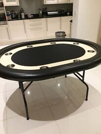 Poker table for sale
