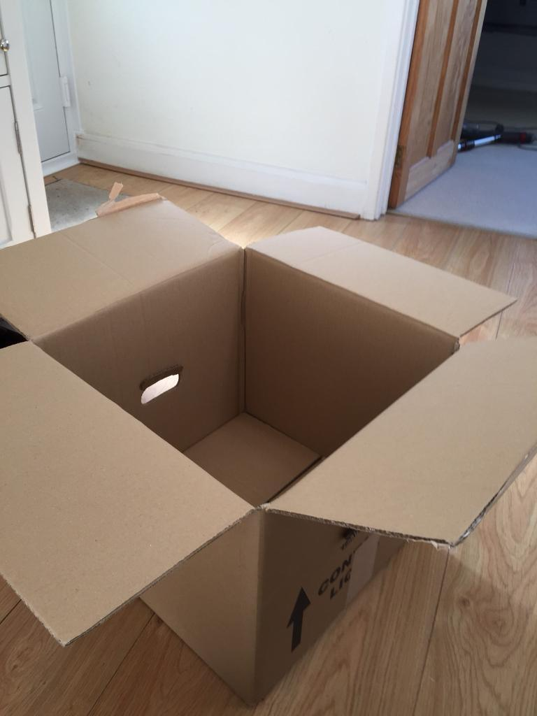 Moving / Removal Boxes For Sale