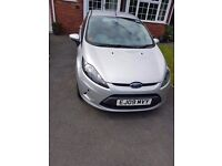 Ford Fiesta 2009 Style Plus 1.4 TDCI