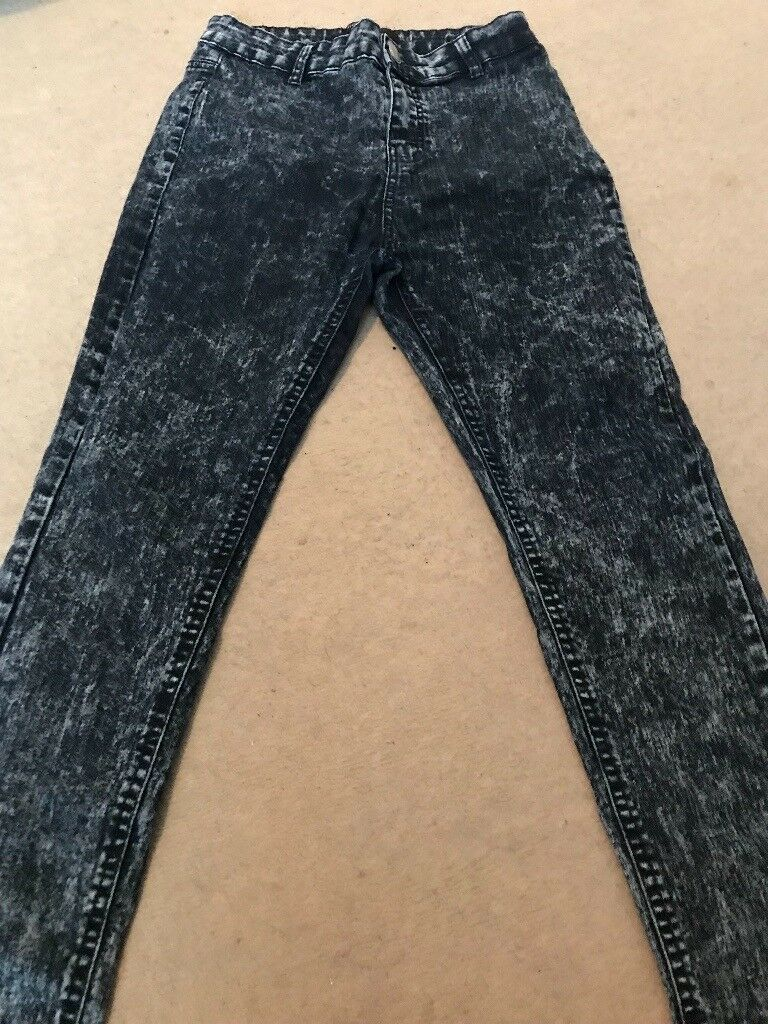 Ladies size 10 high waisted jeans