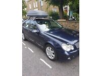 Mercedes C Class 2.1 C200 CDI 4 door for SALE