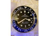 Rolex wall clock limited edition