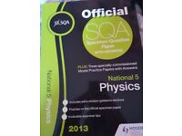 National 5 Physics past papers