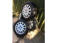 "15""ford alloy wheels"