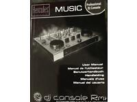 Hercules RMX MP3 DJ Console