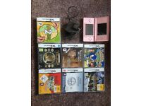 Nintendo DS and 7 games