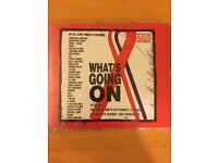 CD Single | What's Going On | Charity Single | 2001