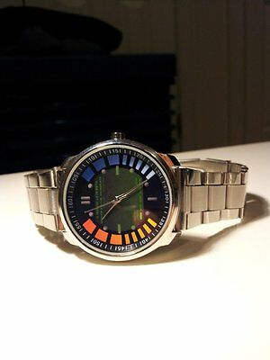 FAST SHIPPING - GoldenEye 007 James Bond Wristwatch N64 Watch Video Game *USA*