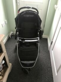 Barely used Baby Start Triwheel Buggy