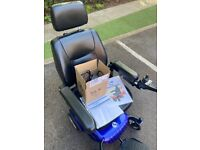 Rascal P320 compact powerchair, electric wheelchair, new battery, very nice condition, free delivery
