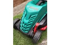 Electric Lawnmower - Bosch