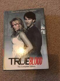 True Blood season 1&2 boxset