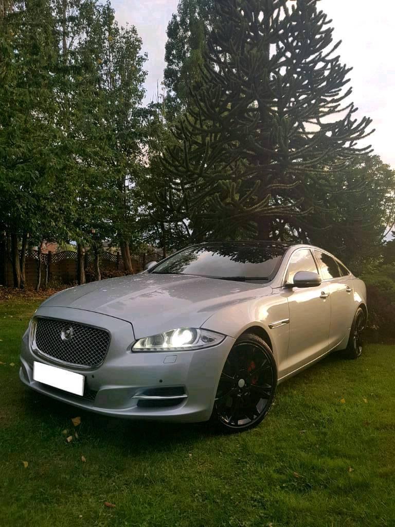 Jaguar xj Premium Luxury V6 | in Batley, West Yorkshire | Gumtree