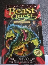 17 beast quest books