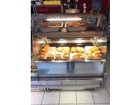 Yarnfield Hot Food Counter