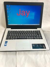 Slim 2GB Asus HD Laptop Massive 500GB,Window10,Microsoft office,Ready,Excellent condition
