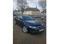 Audi A6, 2.7 TDI S Line, mot 2 months, the car drives very good, eletric windows, A/C, radio