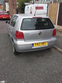 Volkswagen polo 1.4 TDI low tax and insurance