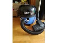 Henry hoover used good working order