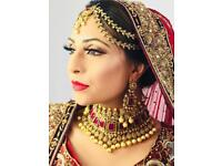 Professional Asian Bridal Hair & Makeup Artist