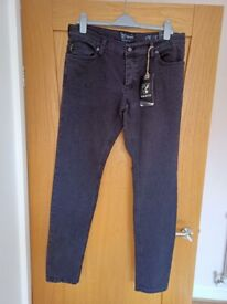 Norwich city NCFC Black Jeans New with tags
