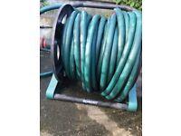 20m Qualcast garden hose reel