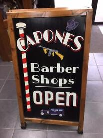 Capones Barbershop Windsor
