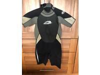 Osprey boys short wetsuit