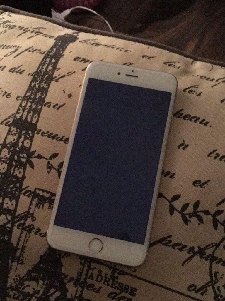 iPhone 6 Plus 16gb in gold