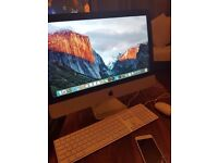 Apple iMac 21.5 inch Late 2013 excellent condition