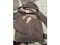 Abercrombie &Fitch & Nike hoodies.. Ladies Medium. hardly worn, great condition.